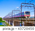 京王線 8000系 電車の写真 43720450