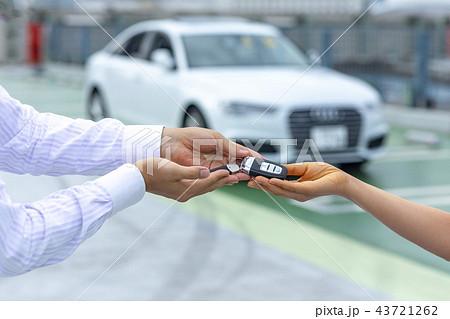 高級車 整備 セールスマン メカニック テクニシャン メンテナンス 女性 男性 名車 デマンド ビジ 43721262