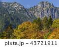 錦秋の錫杖岳 43721911