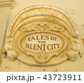 Tales of the silent city in Mdina 43723911