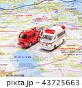 緊急自動車 43725663