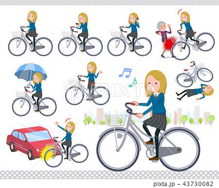 flat type school girl White_city cycle 43730082