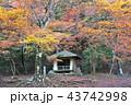 秋の西行庵 43742998