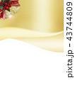 背景 キラキラ 金色のイラスト 43744809