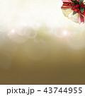 背景 キラキラ 金色のイラスト 43744955