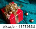 クリスマス プレゼント ギフトの写真 43759338