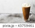 コーヒー ドリンク 飲み物の写真 43759461