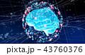 AI 人工知能 デジタルのイラスト 43760376