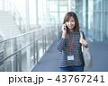 ビジネス カジュアル 43767241
