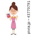 若い主婦イメージ 43770791