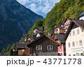 ハルシュタット オーストリア 43771778
