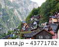 ハルシュタット オーストリア 43771782