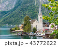 ハルシュタット湖 オーストリア 43772622