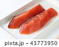 秋鮭 鮭 生鮭の写真 43773950