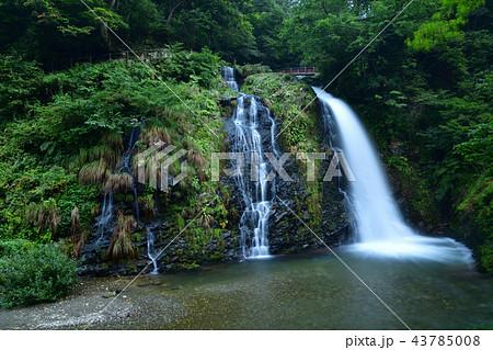 白銀の滝 43785008