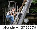 女の子 少女 女子の写真 43786578