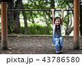 女の子 少女 女子の写真 43786580