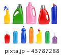 洗剤 容器 入れ物のイラスト 43787288