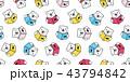 くま クマ 熊のイラスト 43794842