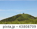 展望台 パラグライダー 空の写真 43808709
