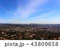 ロサンゼルス風景 43809658
