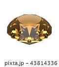 水晶 ( シトリン )の宝石, ジュエリー 43814336