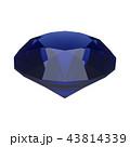 サファイアの宝石, ジュエリー 43814339