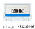 音声 ビンテージ テープのイラスト 43816446