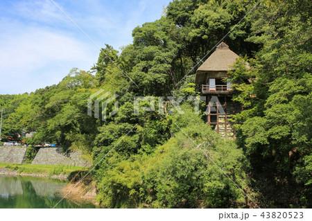 臥龍山荘の風景 (愛媛県大洲市) 43820523
