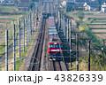 東北本線旅客列車と交差する貨物列車金太郎EH500 43826339
