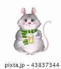 マンガ かわいい カップのイラスト 43837344