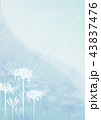 彼岸花 曼珠沙華 花のイラスト 43837476