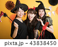 ハロウィン コスプレ パーティー 女子会 魔女  43838450