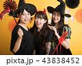 ハロウィン コスプレ パーティー 女子会 魔女  43838452
