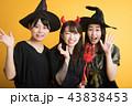 ハロウィン コスプレ パーティー 女子会 魔女  43838453