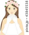 花嫁 43845538