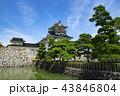 富山城 城 安住城の写真 43846804