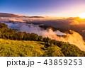 竜王マウンテンパーク 雲 夏の写真 43859253