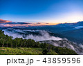 竜王マウンテンパーク 雲 夏の写真 43859596