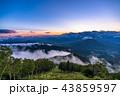 竜王マウンテンパーク 雲 夏の写真 43859597