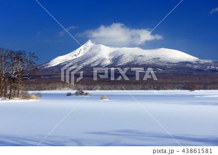 北海道亀田郡七飯町 大沼公園 駒ヶ岳 43861581