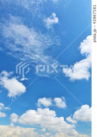 夏の青空 43867581