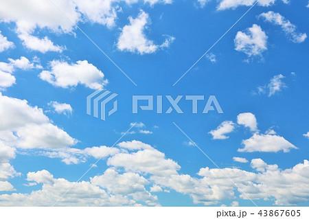 夏の青空 43867605
