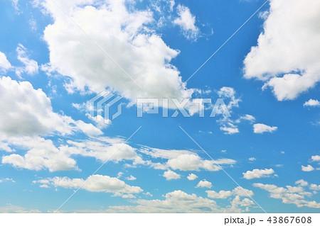 夏の青空 43867608