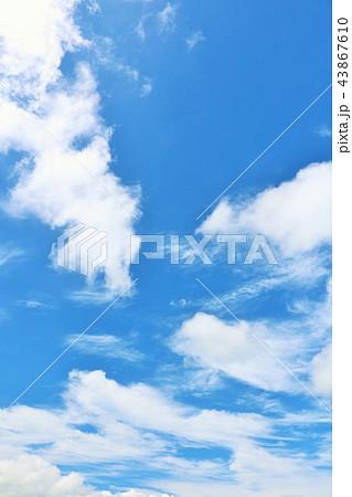 夏の青空 43867610