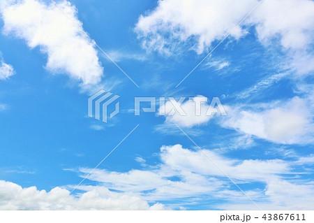 夏の青空 43867611