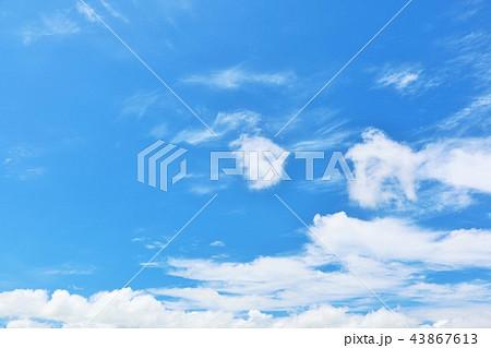 夏の青空 43867613