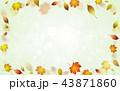 アブストラクト 抽象 抽象的のイラスト 43871860