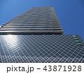 建物 ビル 高層ビルの写真 43871928