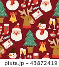 クリスマス ベクター お祝いのイラスト 43872419